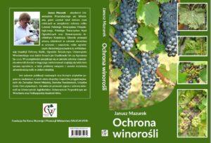 Ochrona winorośli_ okładka książki